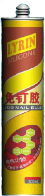 Waterproof Liquid Nails Ceramic Tile Adhesive , Liquid Nails Marble Granite Adhesive