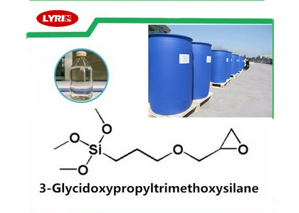 Transparent 3 Glycidoxypropyltrimethoxysilane KH-560 , Glycidoxy Propyl Trimethoxy Silane