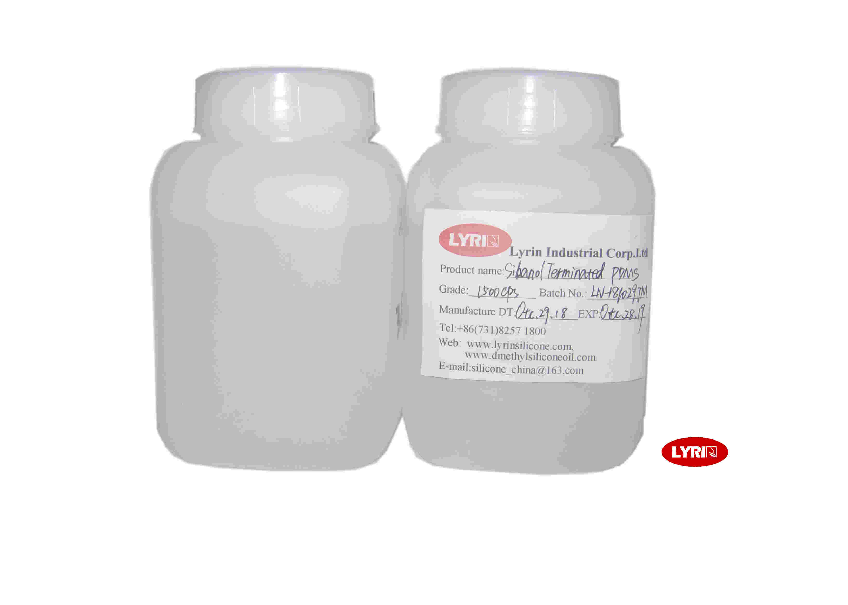 Super Low Viscosity 5 - 10 Cst Dimethyl Silicone With Low Volatile Content
